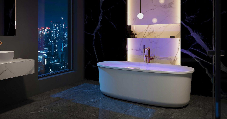ARGA® Swirlpool® Bath