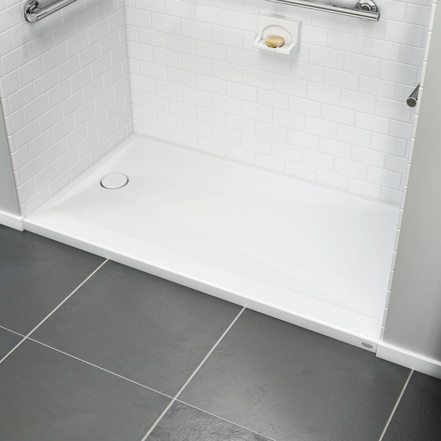 Low Threshold Shower Base