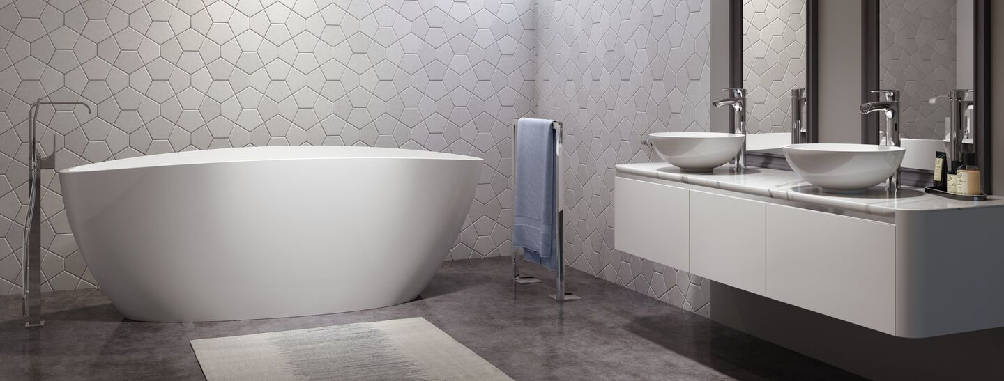Solid Surface Baths