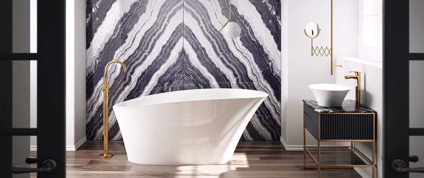 Rosalia bath tub