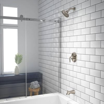 Piccolo™ Tub and Shower Set