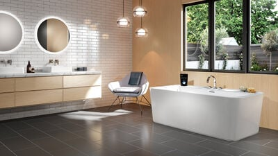 Adatto Freestanding Bath