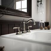 Barrea® Widespread Lavatory Faucet