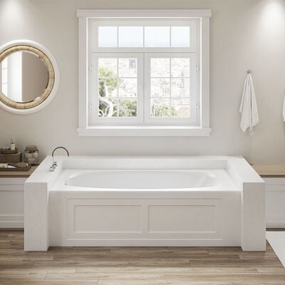 Amiga® Skirted Bath