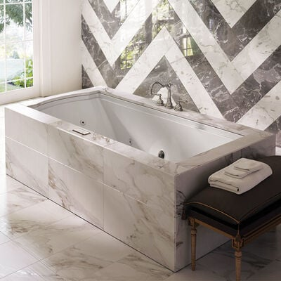 Fuzion® Drop-in Bath