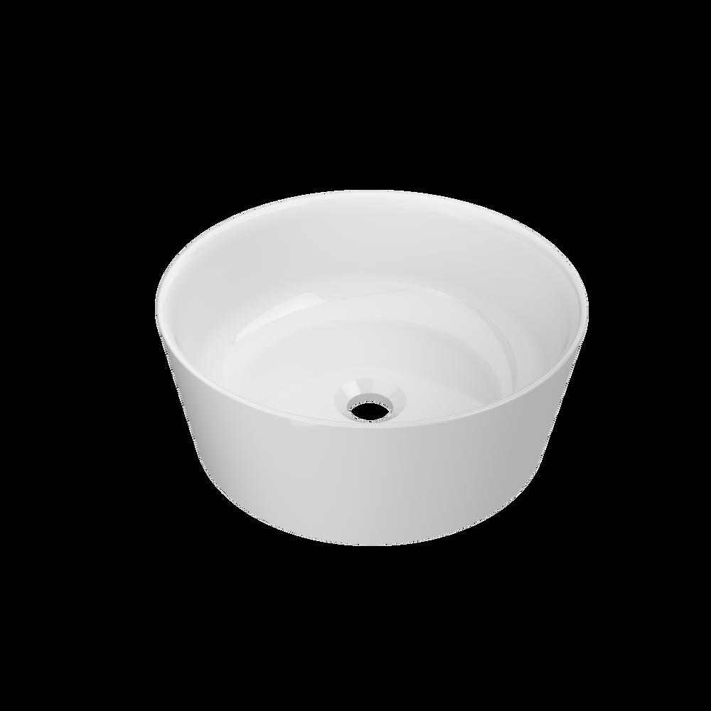 LEONORA® Vessel Sink White Matte