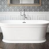 Serafina®Freestanding Bath
