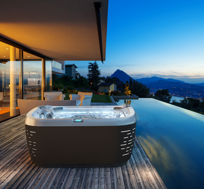J-585™ Revolutionary Open Seating Hot Tub