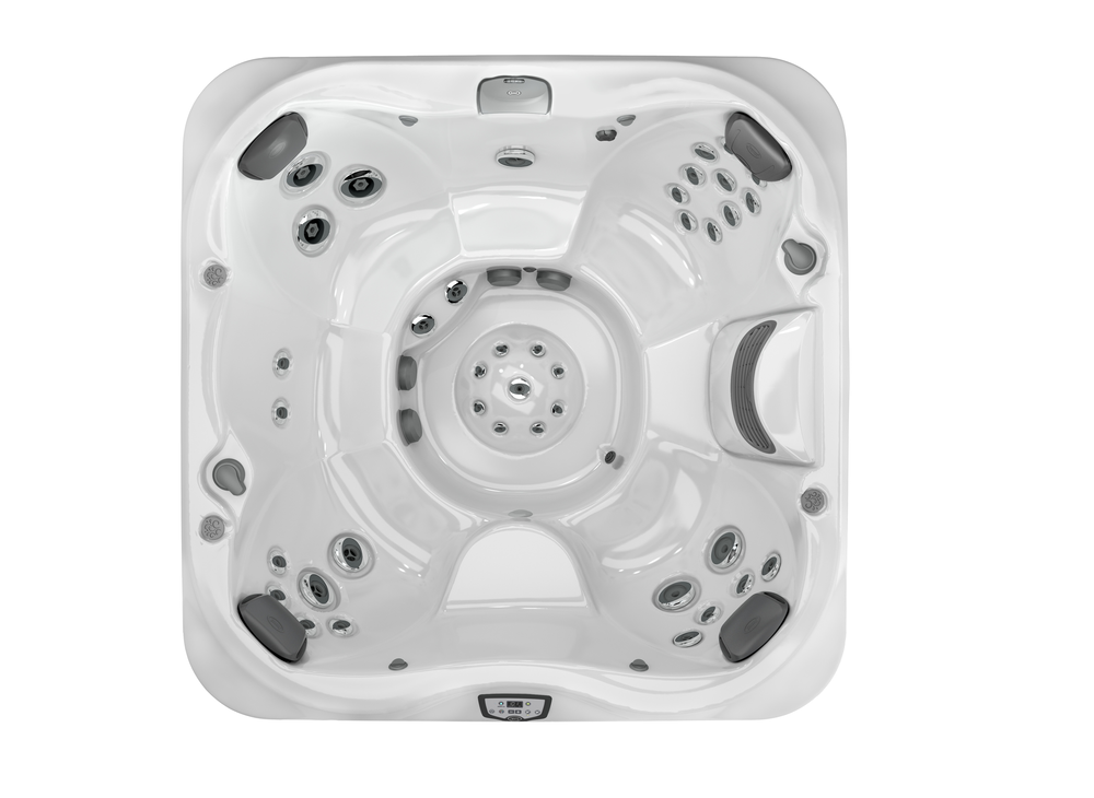 J-345™ Comfort Hot Tub with Open Seating