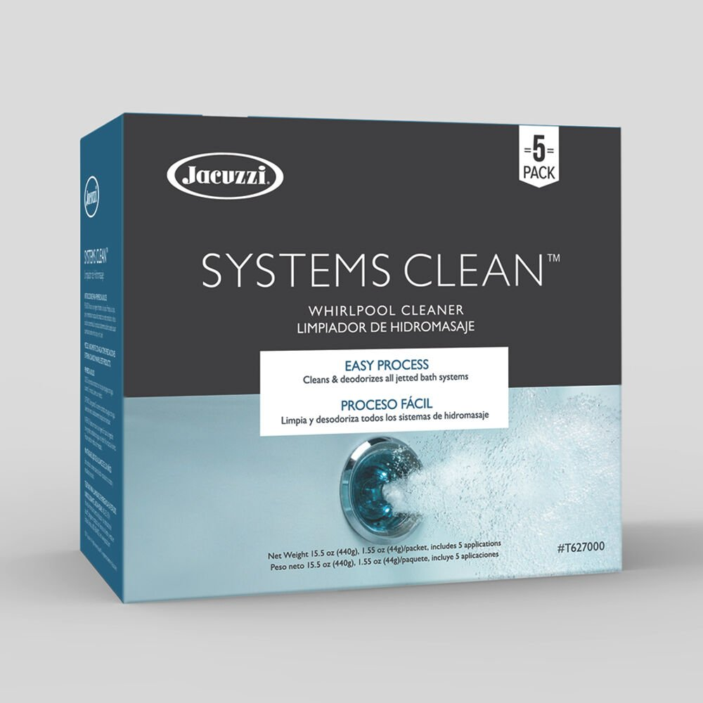 SYSTEMS CLEAN™ 12 boxes / 5 each