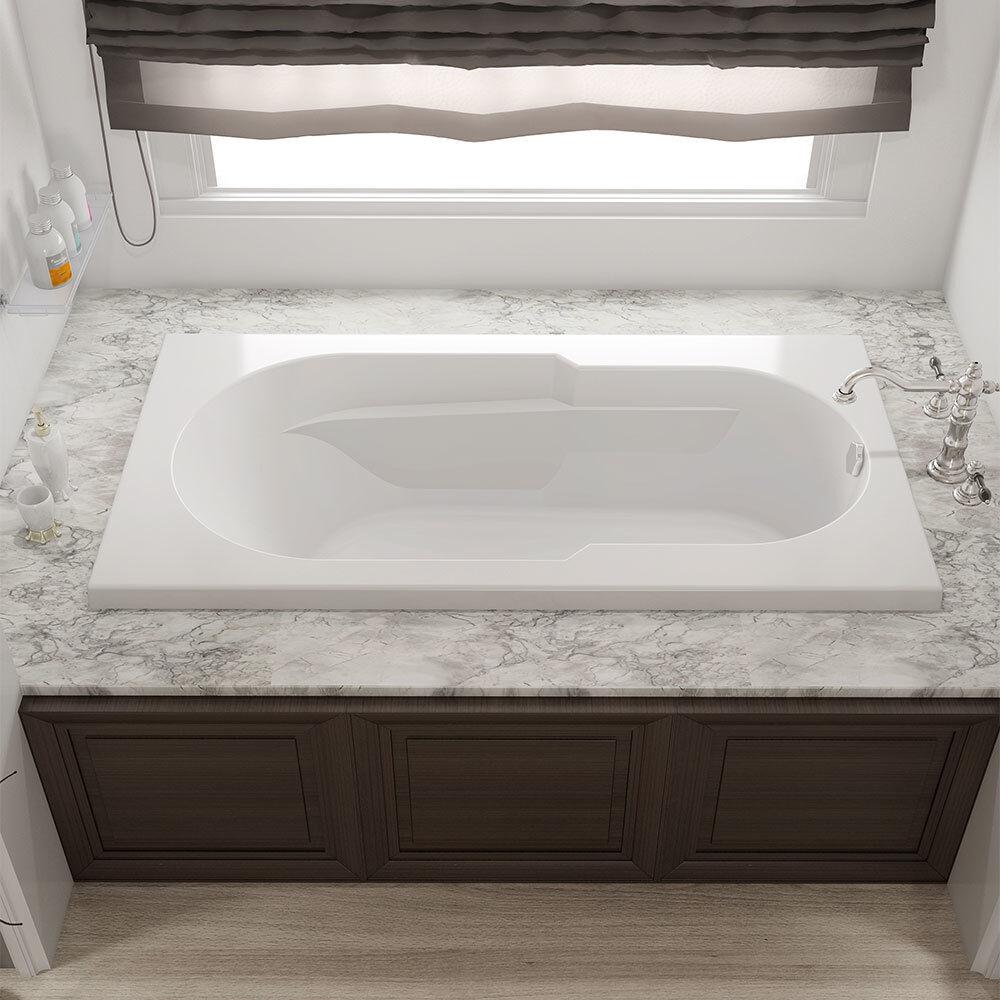 SIGNATURE® Rectangle Drop-In Bath