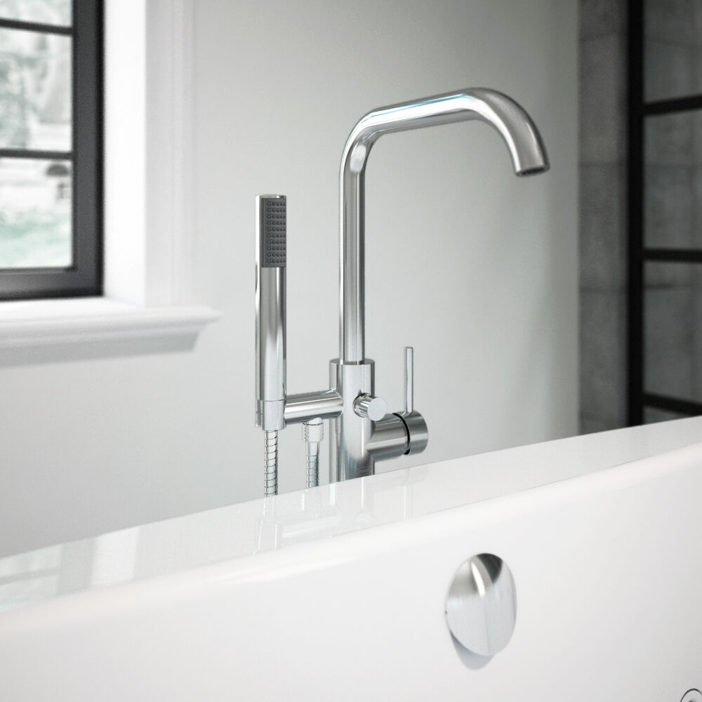 Contento™ Freestanding Tub Filler