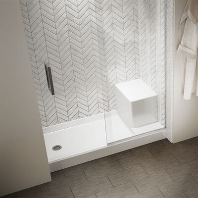 Primo® Seated Shower Base