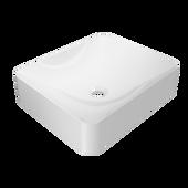 SORDINO®  Vessel Sink White Gloss