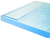 JACUZZI® Bath Caddy Tray with Embossed Banter