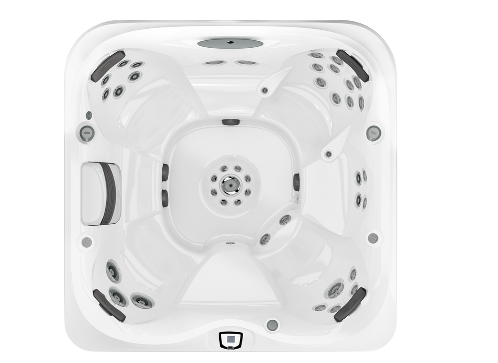 J-485™ Designer Hot Tub with Open Seating