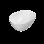 CONTENTO® Vessel Sink White Gloss