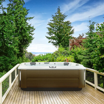J-375™ Comfort Hot Tub with Largest Lounge Seat