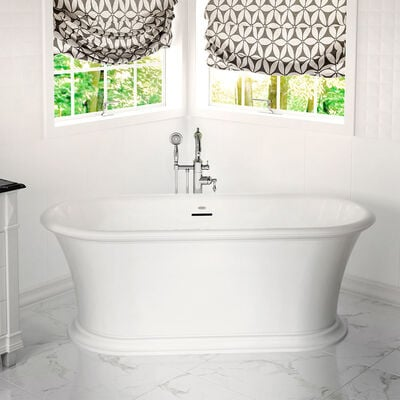Leonora® Freestanding Bath