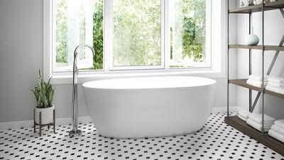 STRETTO™ 5930 Freestanding Soaking Bath