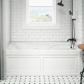 Cetra® Skirted Bath