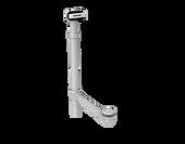 Linear Overflow & Toe Tap Drain Kit