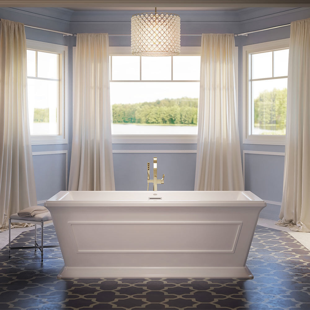 SIENA® 6934 Freestanding Bath White/White