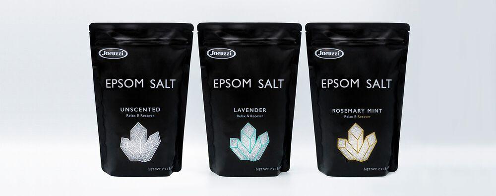 Jacuzzi Epsom Salt (2.2 lb. bag)